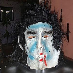ugly vampire mask halloween